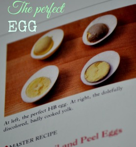 julia child perfect eggs |kannammacooks.com #juliachild #eggs #boiled
