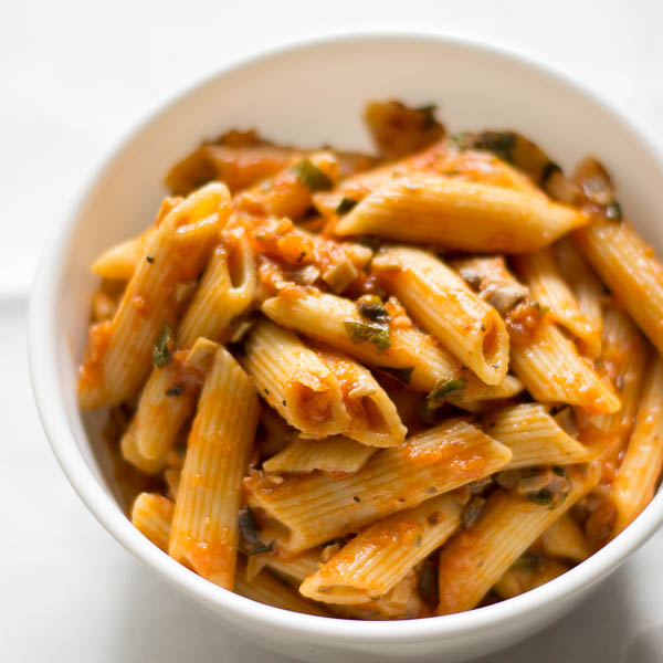Easy penne rigate recipes