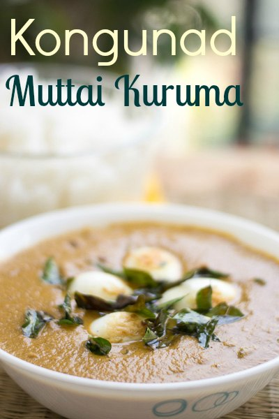 Muttai-kuruma-egg-curry-mutta-kuzhambu-south-indian-tamilnadu-style-recipe |kannammacooks.com #muttai #egg # curry #kongunad #coimbatore #south-indian #pepper-masala