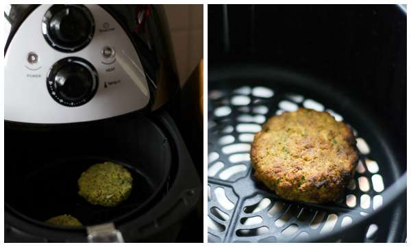 falafel-burger-air-fried
