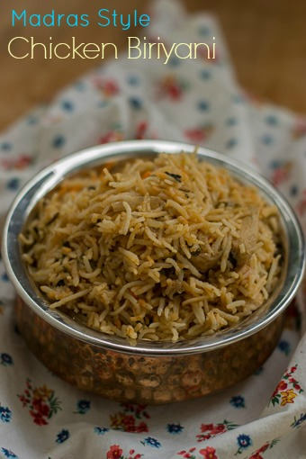 Chennai-Madras-spicy-chicken-dum-yum-biryani