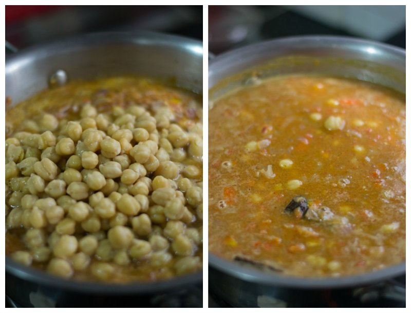 Easy-Chana-Masala-Recipe- Hearty-Indian-Chickpea-curry-simmer