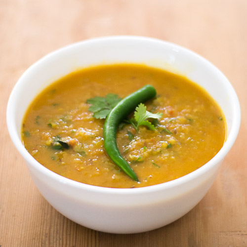 Indian-Tomato-pappu-dal-andhra-style-masoor-dal-in-tomato-recipe |kannammacooks.com #andhra #telugu #style #tomato #pappu #ghee #rice #dal #lunch #dal #soup #comfort
