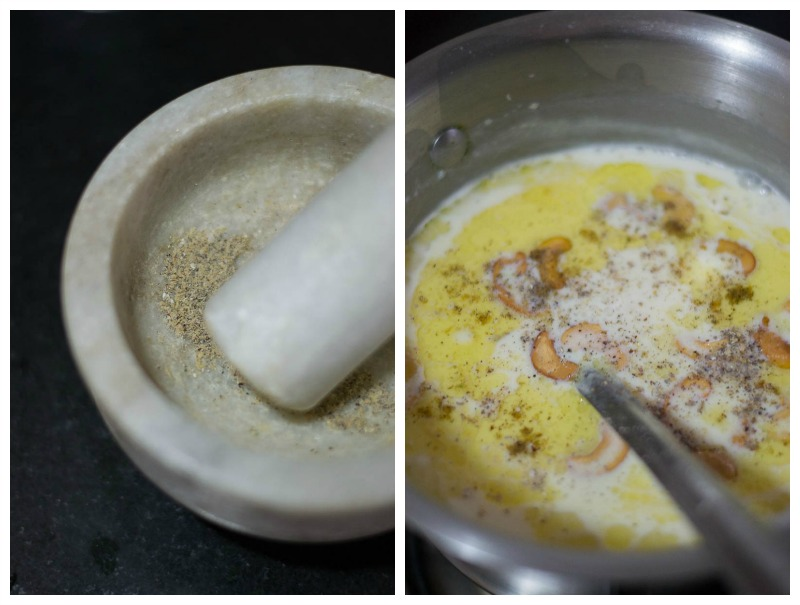 Kerala-palada-pradhaman-recipe-with-condensed-milk-cardamom