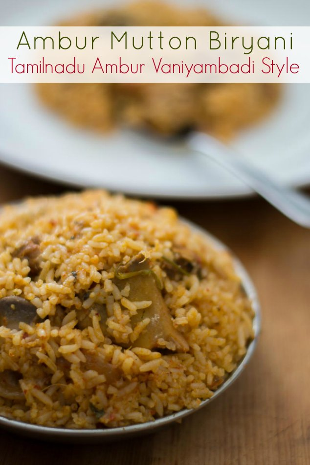 Mutton biryani tamilnadu ambur style recipe mutton biryani tamilnadu ambur vaniyambadi muslim mutton biryani recipe forumfinder Choice Image