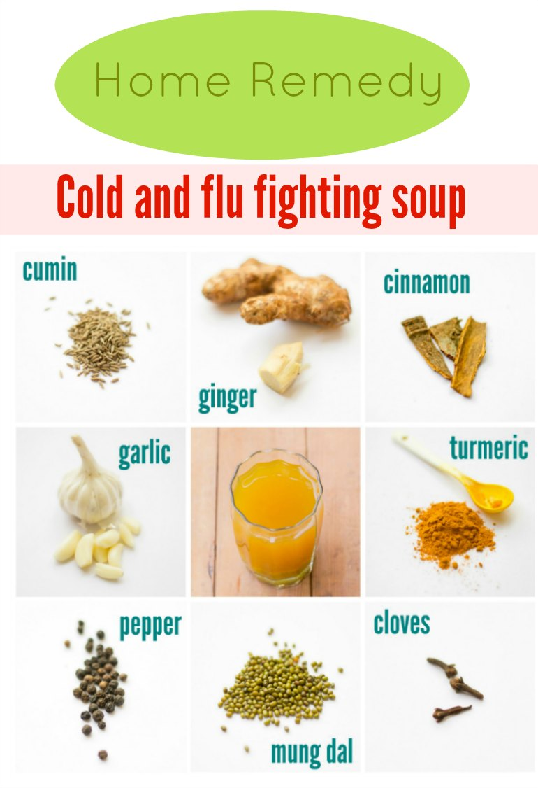 Home Remedies For Cold And Flu India