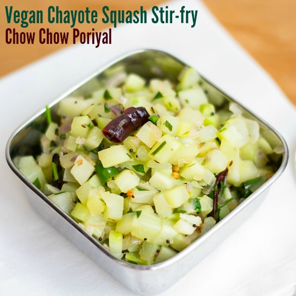 easy-quick-merakai-chow-chow-poriyal-thoran-chayote-squash-stir-fry-recipe-without-coconut-indian