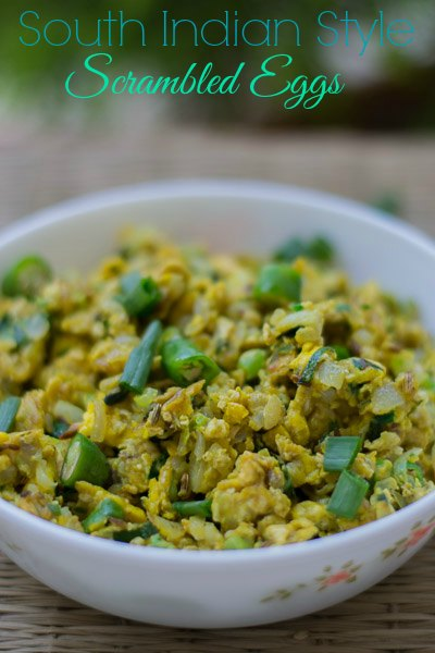 Egg Bhurji Indian Scrambled Eggs, Egg Bhurji - Indian Scrambled Eggs