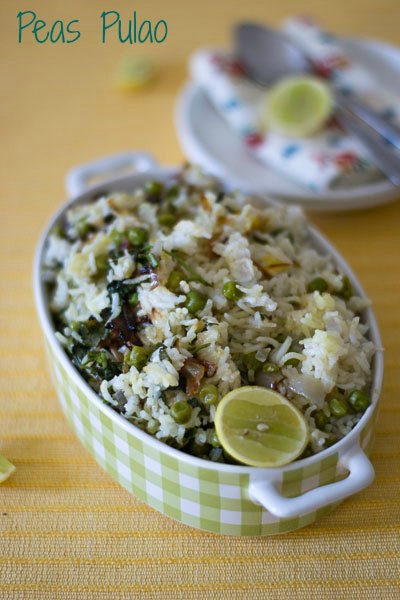mint biryani recipe