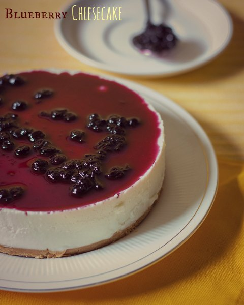 No-Bake-Blueberry-Cheesecake-Recipe