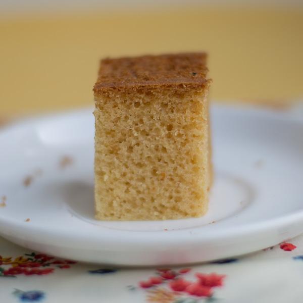 Very Moist Sponge Cake